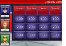 jeopardy games for math 7th grade